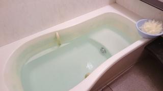 半身浴セルライトケア